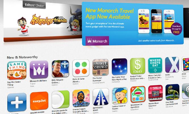 Apple iOS Apple Store