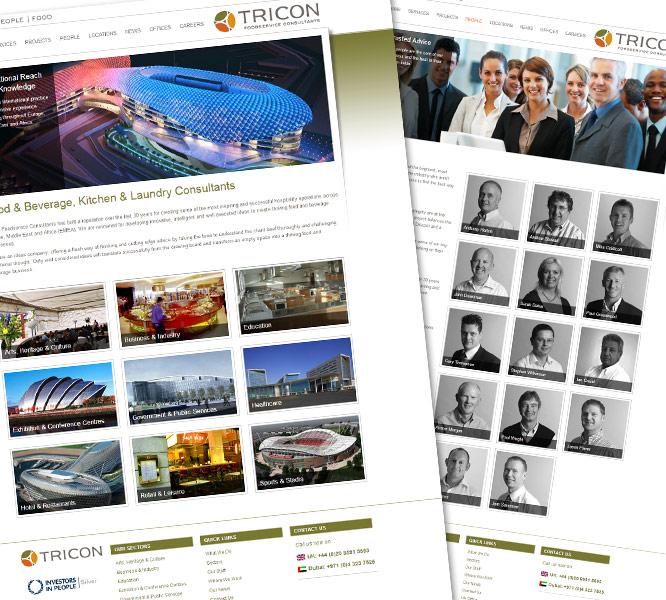 Tricon Web Design