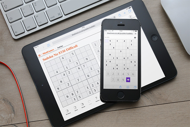 The Times Sudoku Puzzles