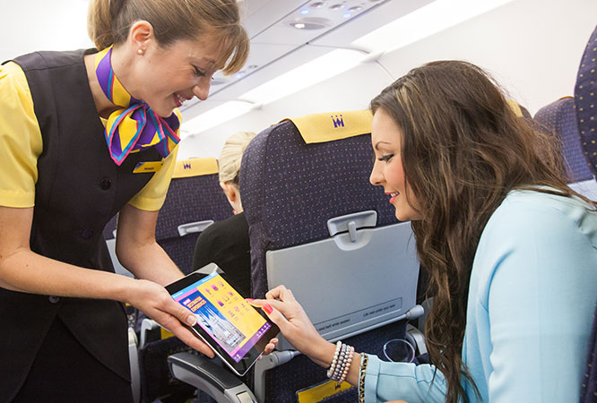 Monarch Airlines Mplayer Rolled Out Across The Fleet
