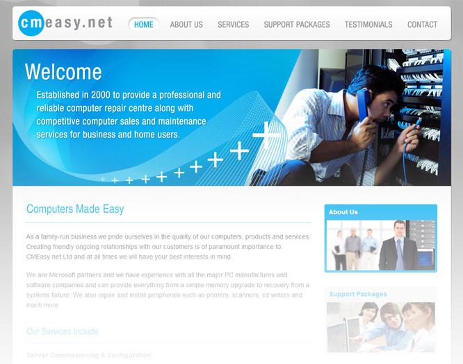 CM Easy Web Design