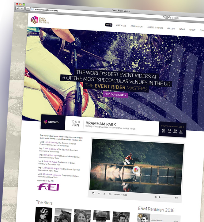 ERM website goes live