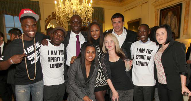 Spirit of London Young People