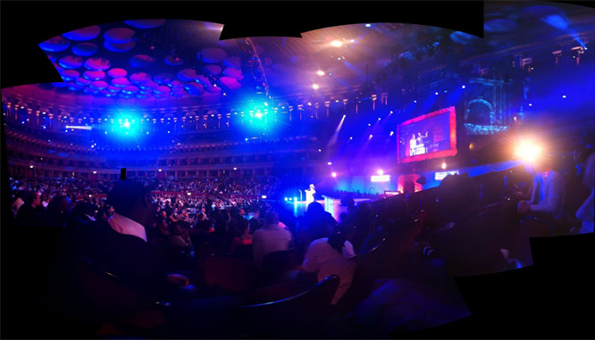 Spirit of London Awards - Royal Albert Hall