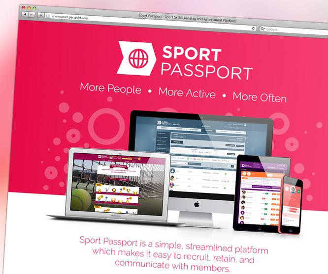 Sport Passport Website