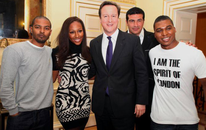 Spirit of London - 10 Downing Street