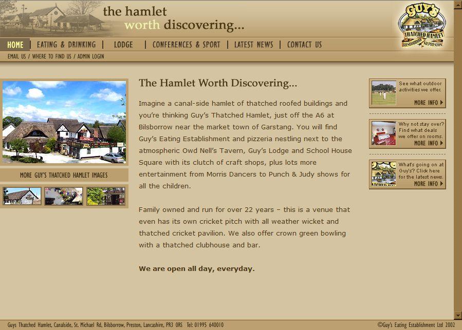 Guys Website - Home
