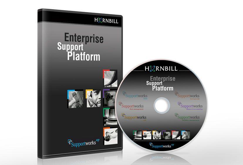 Hornbill CD-Rom Packshot