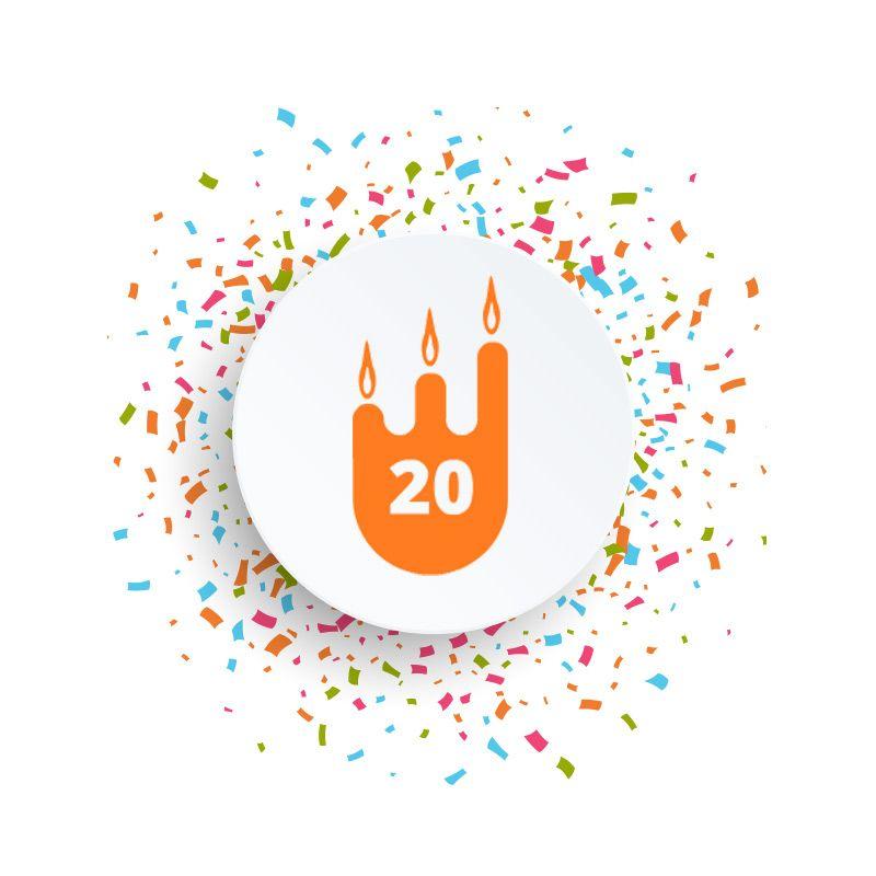 DM 20th Birthday