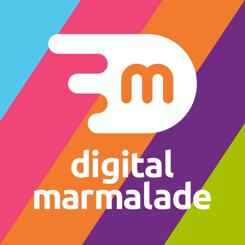 Digital Marmalade - New Brand Logo