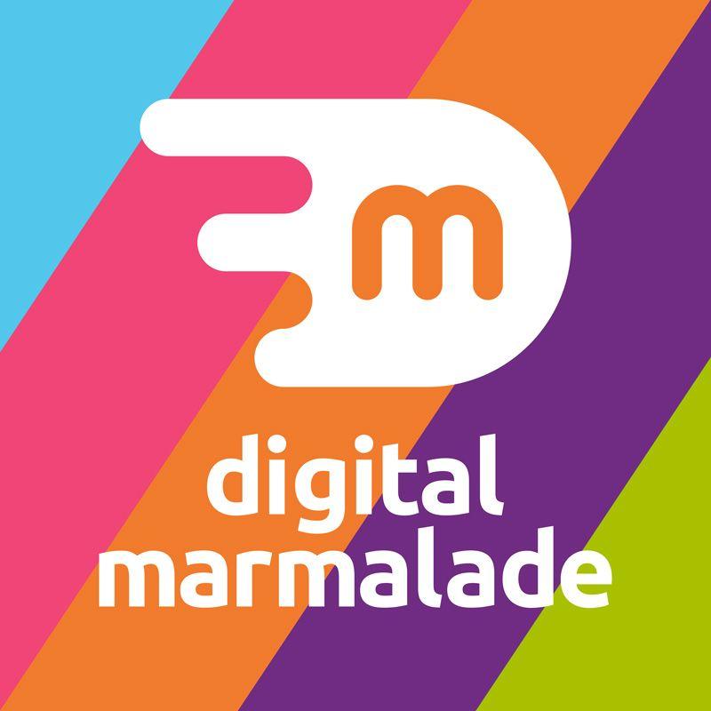 Digital Marmalade - New Brand Logo