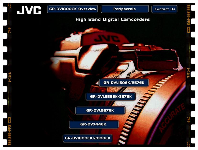 JVC CRDOM